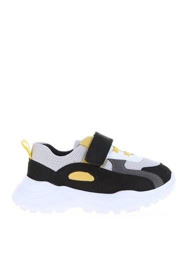 Limon Company Limon Gri - Siyah Yürüyüş Ayakkabısı Gri